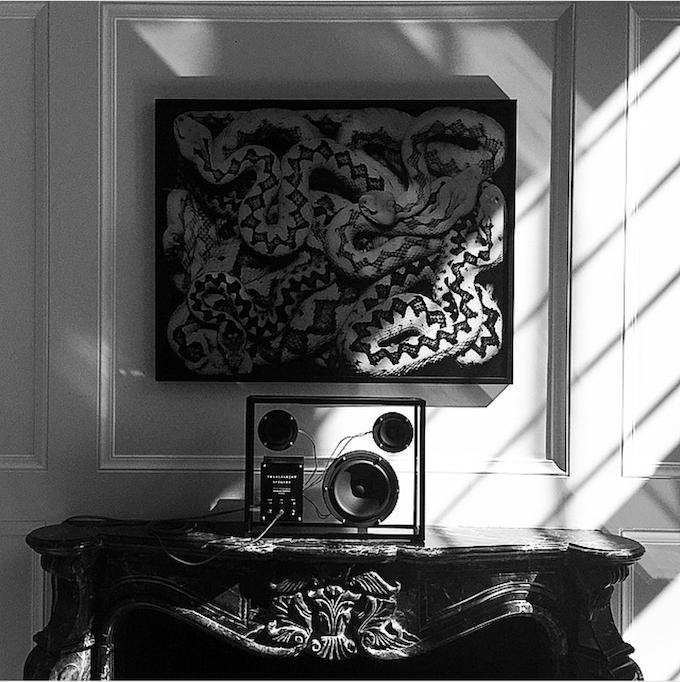 "@steveangello on Instagram: ""Can't express how much I love this speaker!"""