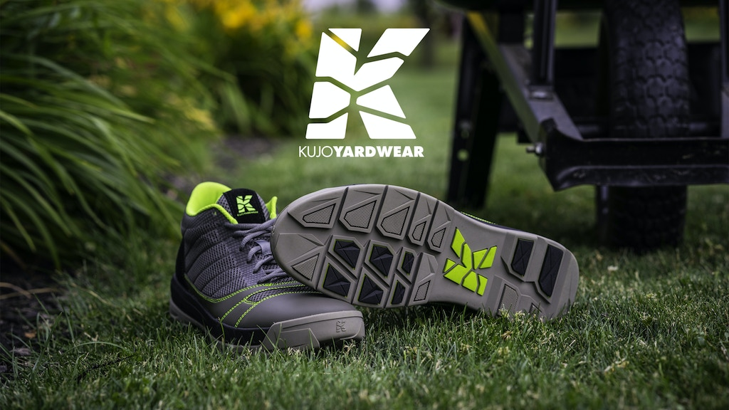 Kujo Yardwear - First shoe ever created for the yard project video thumbnail