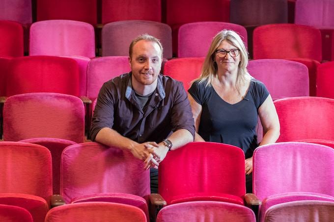 Director Mark Brennan & Producer Caroline Sax
