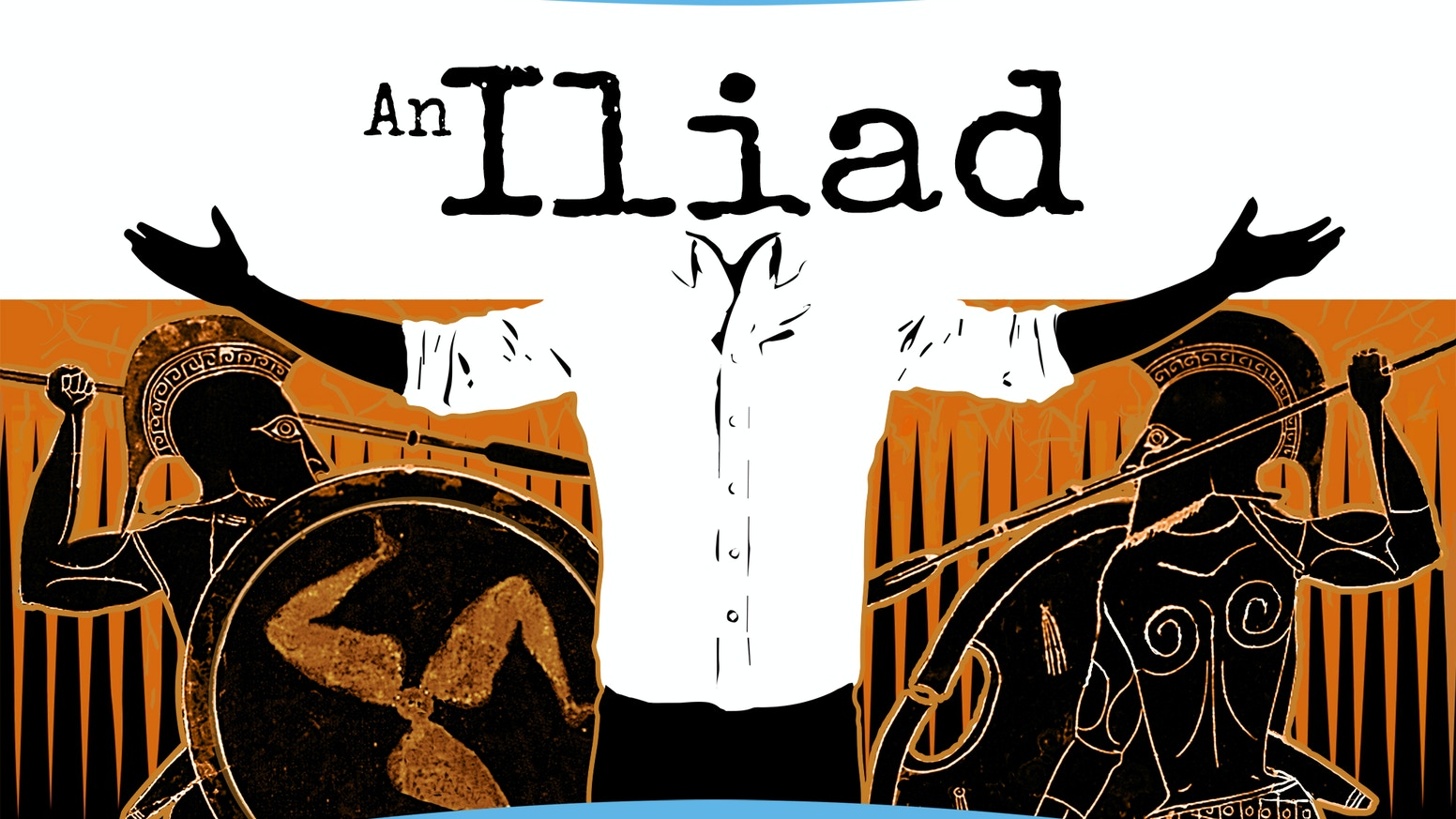 An Iliad\', the premier production from True North Theatre by Brad ...