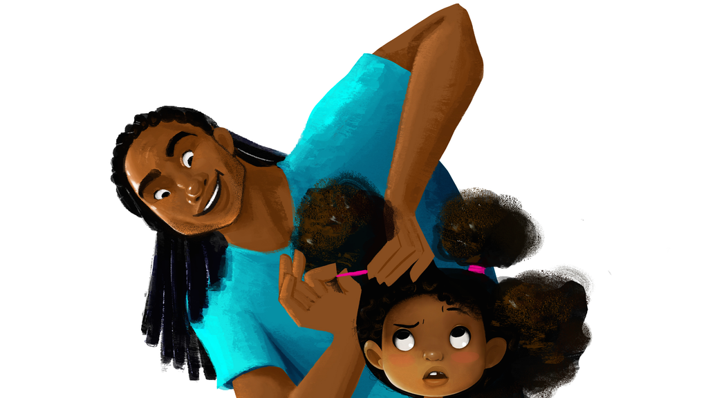 Hair Love   Animated Short Film project video thumbnail