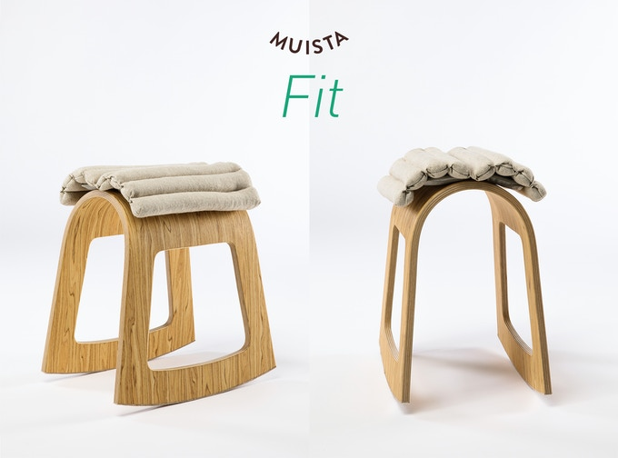A high-quality tool for sitting in motion at fixed-height sitting desks