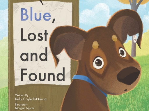 Blue, Lost and Found