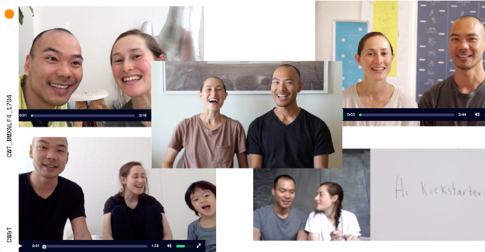 less hair, more wrinkles ... 6 years of CW&T on Kickstarter