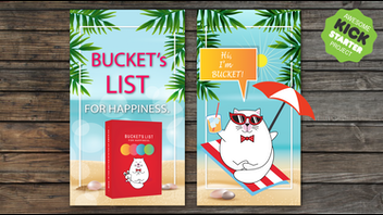 BUCKET'S LIST For Happiness.