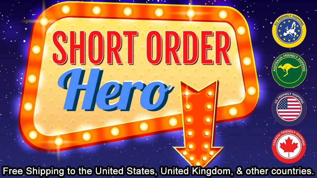 Short Order Hero project video thumbnail
