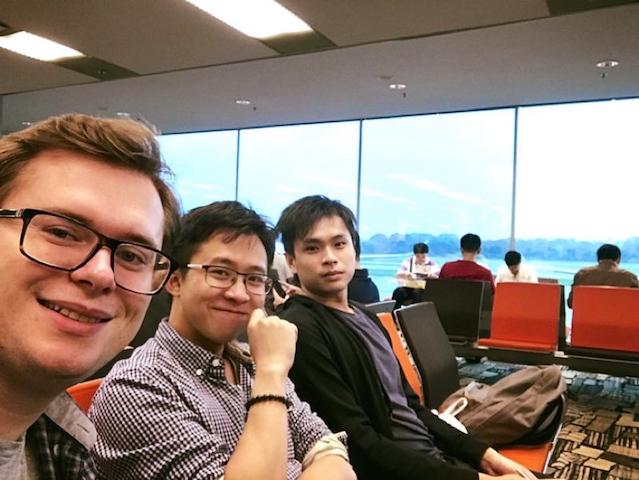 Bon Voyage - Journey to Taiwan