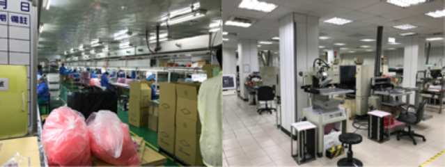 Contract Manufacturing Partner