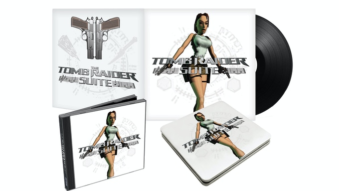 Classic Lara - Jewel Case CD, Deluxe Tin CD, Double Vinyl Album