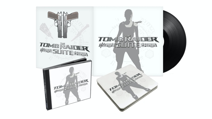 Modern Lara - Jewel Case CD, Deluxe Tin CD, Double Vinyl Album