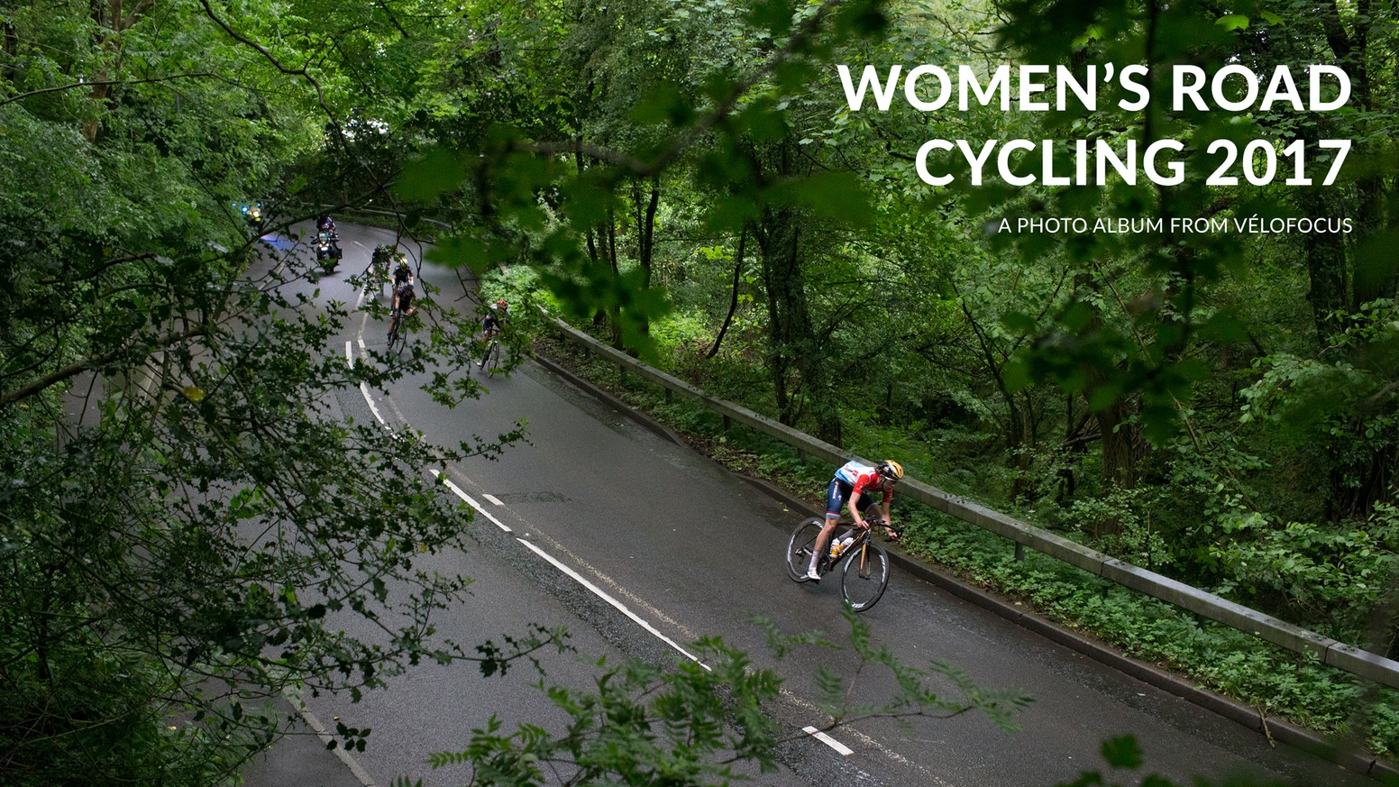 Women's Road Cycling 2017 is a hardcover coffee table photography album from the photographers behind Vélofocus. If you missed out on the Kickstarter there's still time to order your copy on our website. But don't wait too long, stocks are limited!