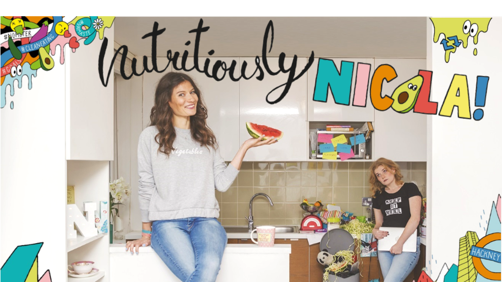 Nutritiously Nicola! a dirty comedy about clean eating Project-Video-Thumbnail