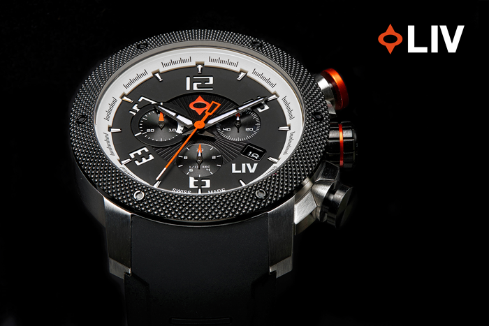 The LIV Genesis is an exquisite, Swiss-made, sapphire crystal, full-featured watch. Designed for those who dare to LIV.