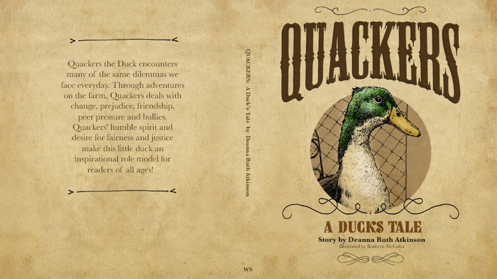 Quackers: A Duck's Tale project video thumbnail