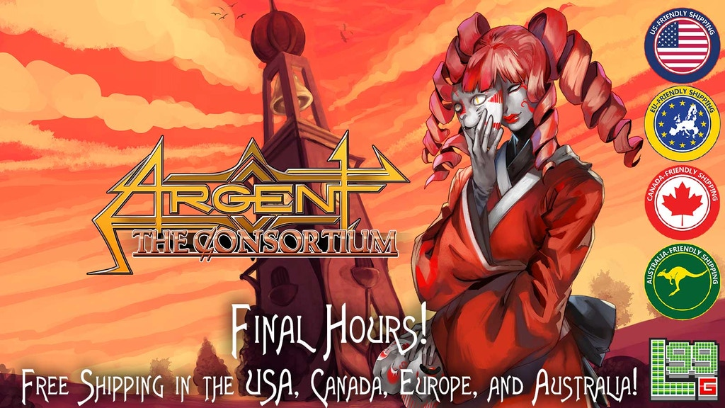 Argent: the Consortium - 2nd Ed. project video thumbnail