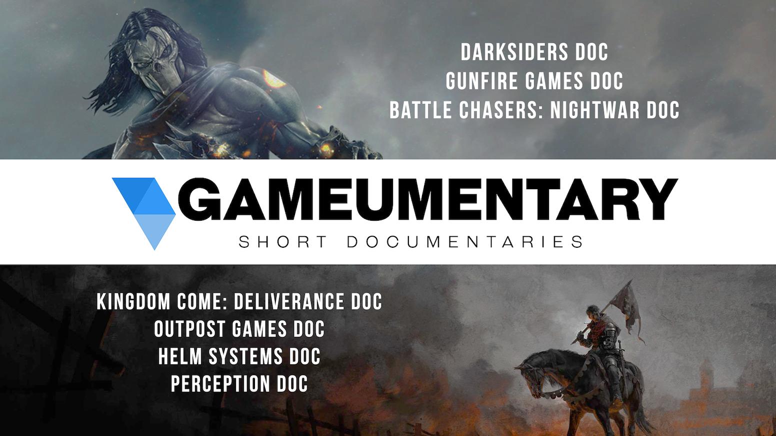 Gameumentary Video Game Documentaries By Gameumentary Kickstarter - Docu games
