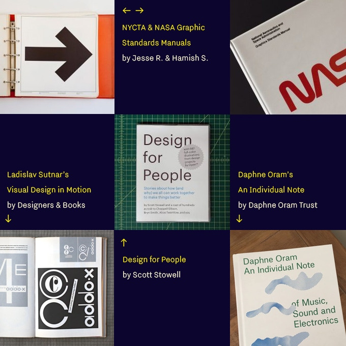 Great examples of independent publishing