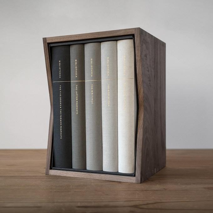 Bibliotheca Deluxe Edition