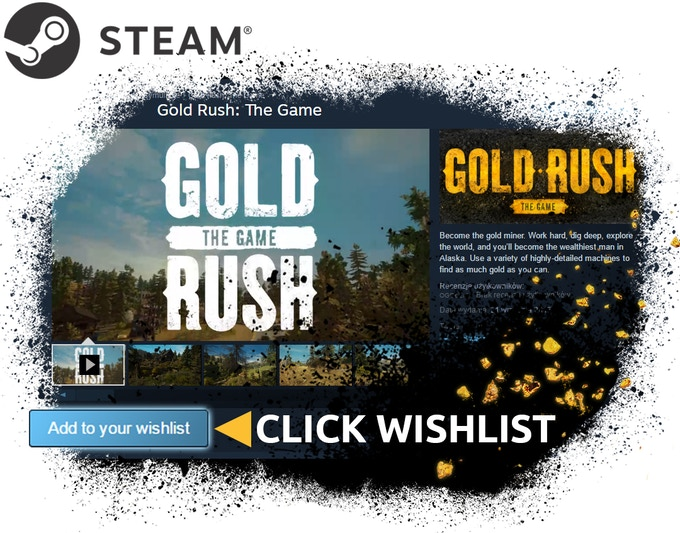 Gold Rush The Game By Playway Kickstarter