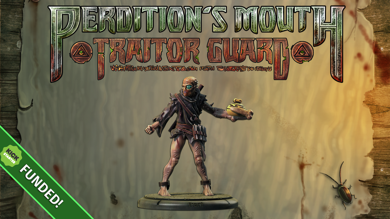 A Cultist turned traitor offers to help the Heroes. New scenarios, a new Hero and expansions to every aspect of PM:AR.