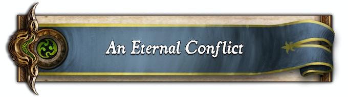 An Eternal Conflict