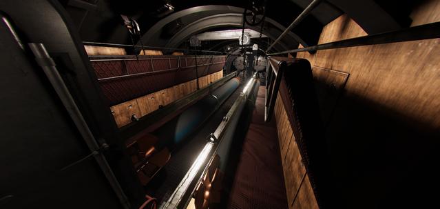 Bow Torpedo Room