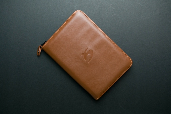 Stretch goal #3 Genuine leather watch wallet