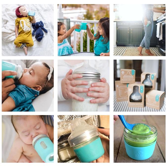 The Toddler Tumbler An Indestructible Quot Mason Jar Quot Sippy