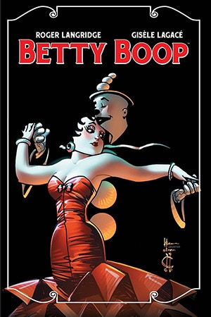 Bettie Boop Digital Graphic Novel