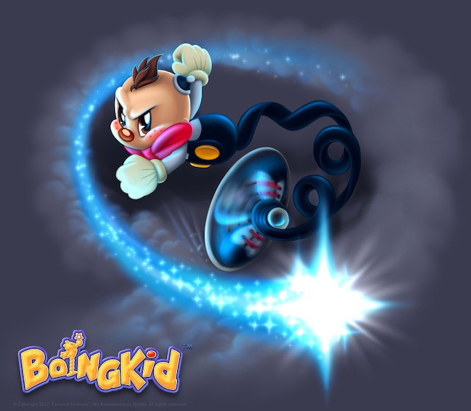 Yes! Boingkid™ will hopefully get the Dash upgrade from Light Beats.
