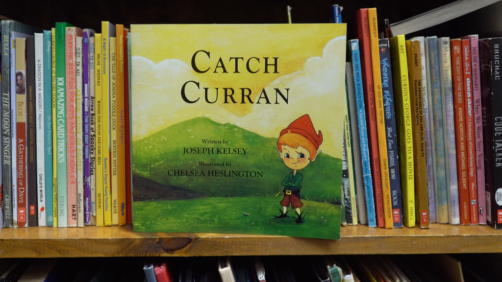 Catch Curran: A St  Patrick's Day Tradition by Joseph Kelsey