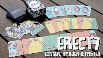 Erect7 Card Game
