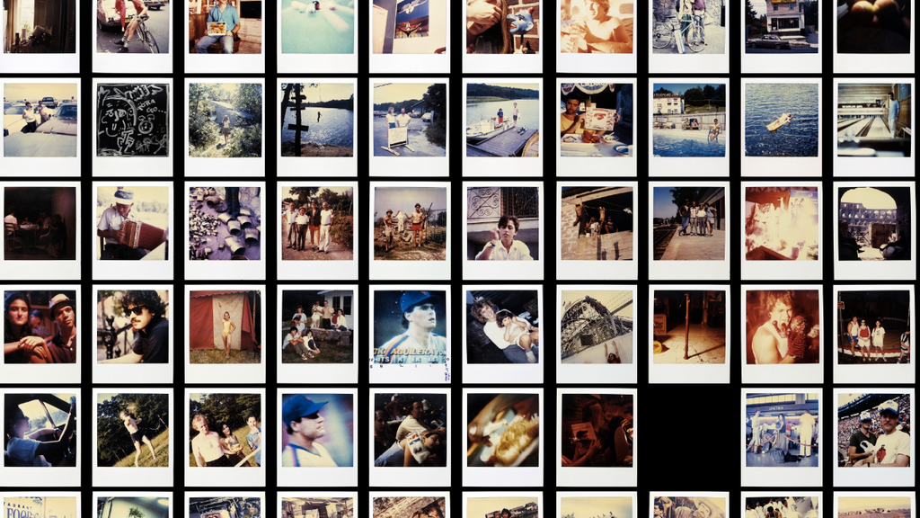 Some Photos Of That Day Book - Jamie Livingston's Polaroids project video thumbnail