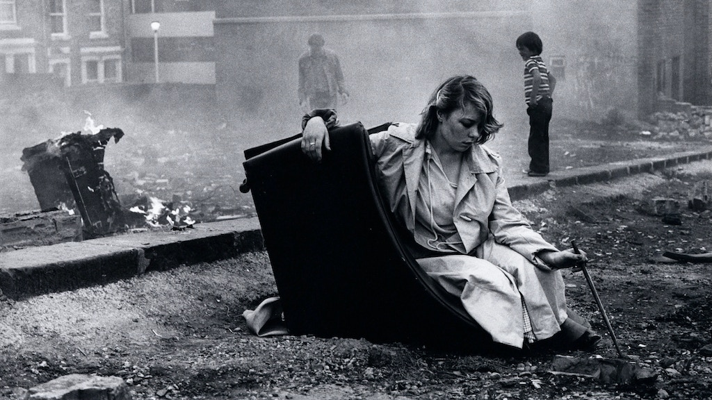 Tish Murtha - Youth Unemployment project video thumbnail