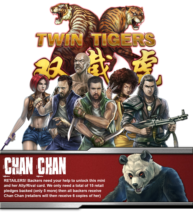 Twin Tiger Expansion Add-On