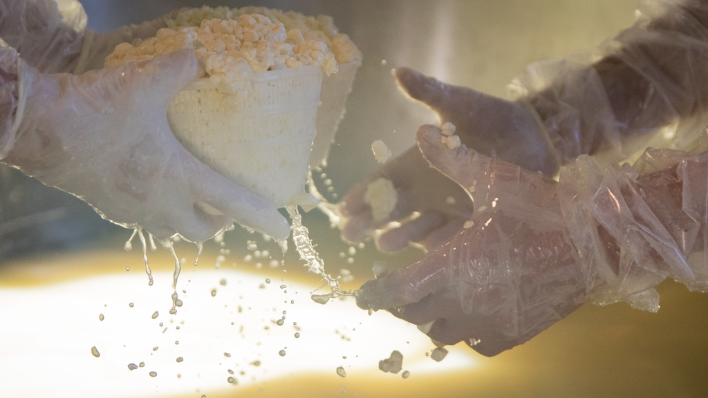 Cato Corner Farm: Making Cheese that Supports Local Farms project video thumbnail