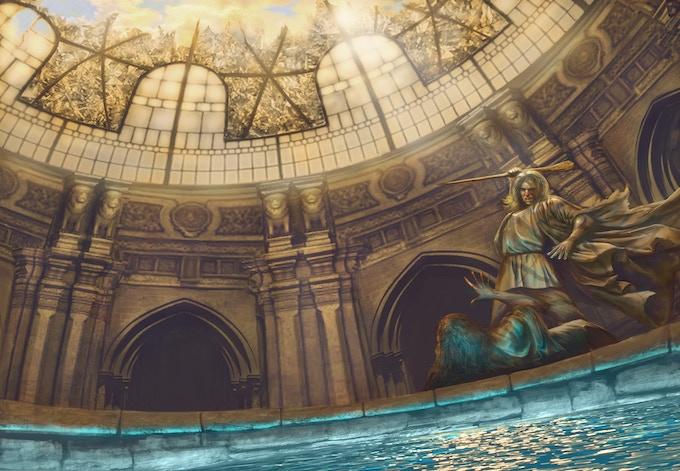 """""""Breath of Heaven"""" by Justin Adams, Varia Studios"""