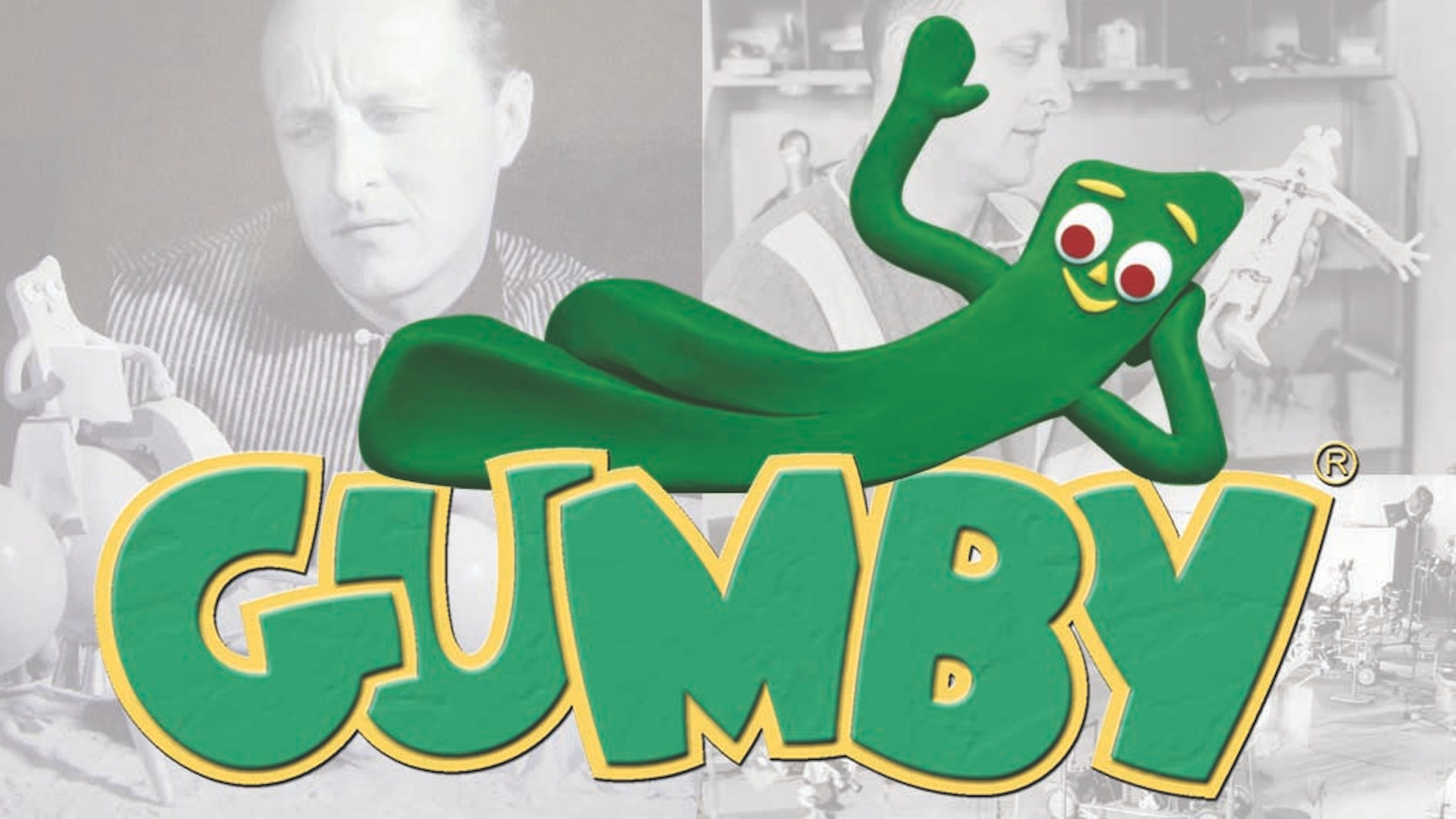 Help us bring the story of Gumby's creator Art Clokey to life in a beautiful behind the scenes art book of his creations.