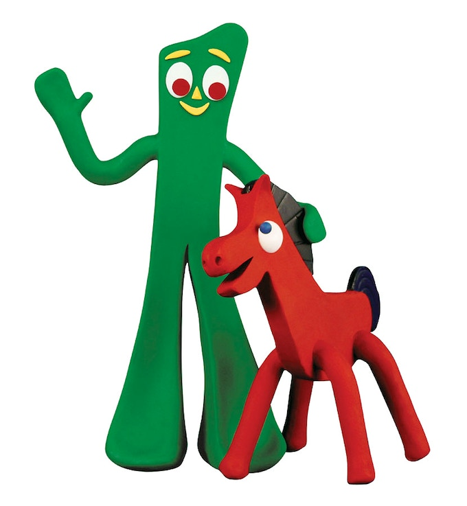 Celebrate all things Gumby with us!