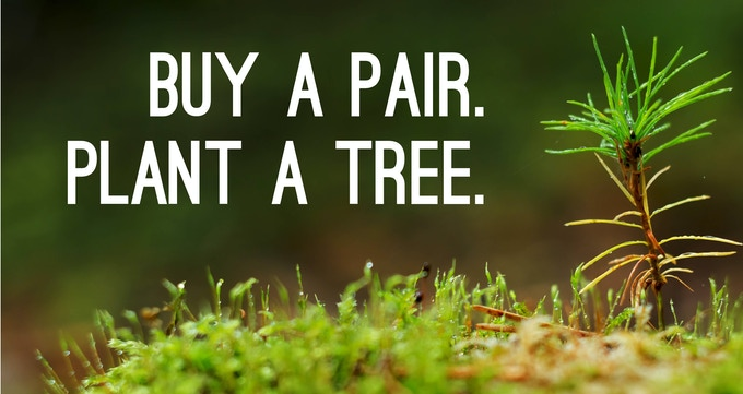 Buy a Pair. We'll Plant a Tree. That's the Lifted Promise.