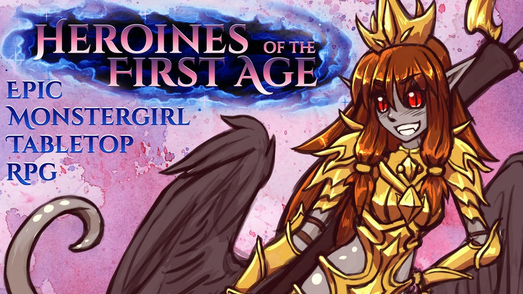 Heroines of the First Age project video thumbnail