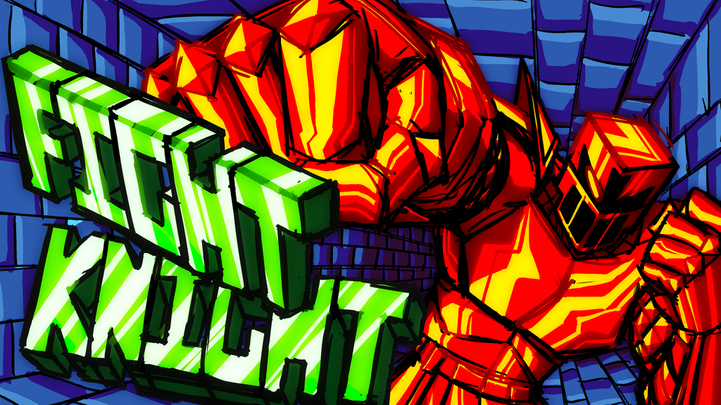 FIGHT KNIGHT project video thumbnail