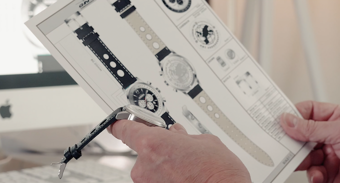WE SET THE HIGHEST STANDARD OF CRAFTSMANSHIP IN EVERY CHRONOGRAPH