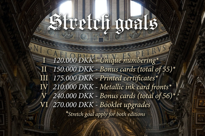 3 new stretch goals added!