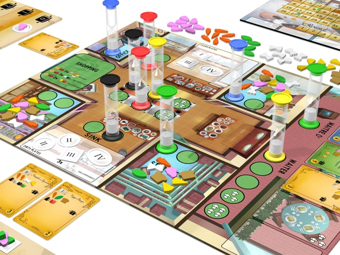 Kitchen Rush by Artipia Games — Kickstarter