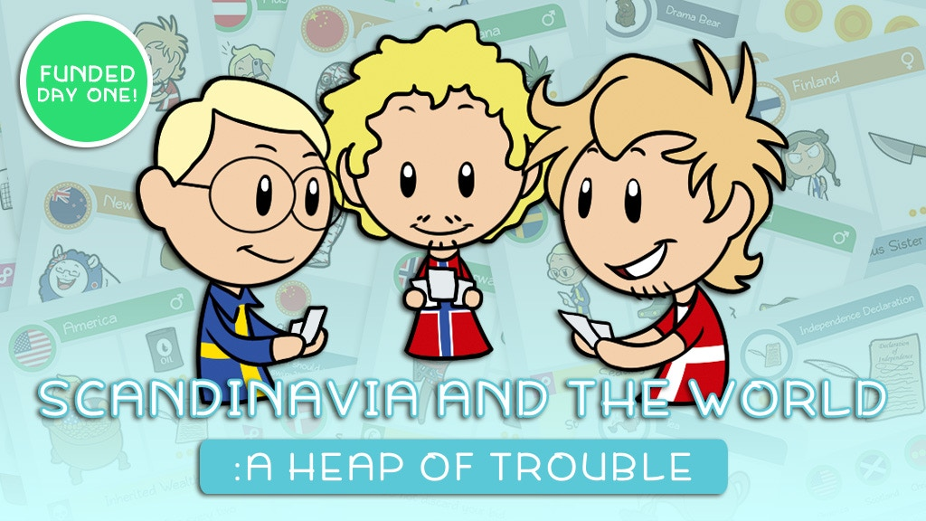 Scandinavia and the World: A Heap of Trouble project video thumbnail