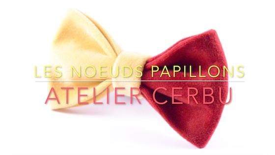 The Bow-ties Atelier Cerbu