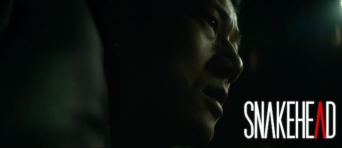 RAMBO played by SUNG KANG