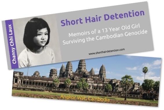 Short Hair Detention bookmark