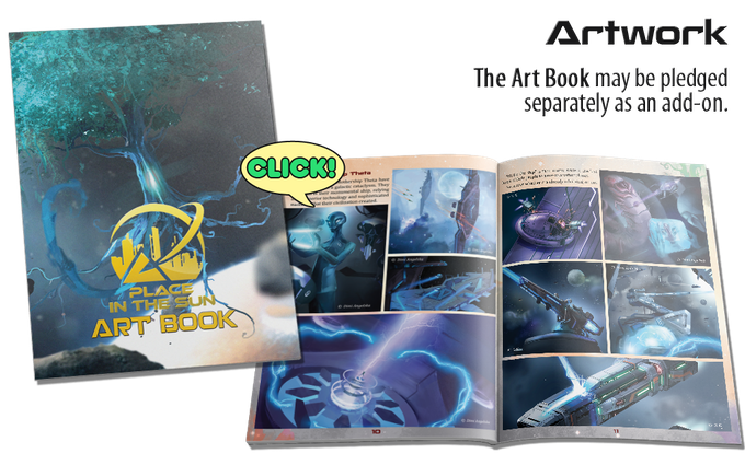 Click to enjoy our art and see the game factions (pdf)